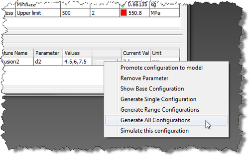 Generate Configurations 01